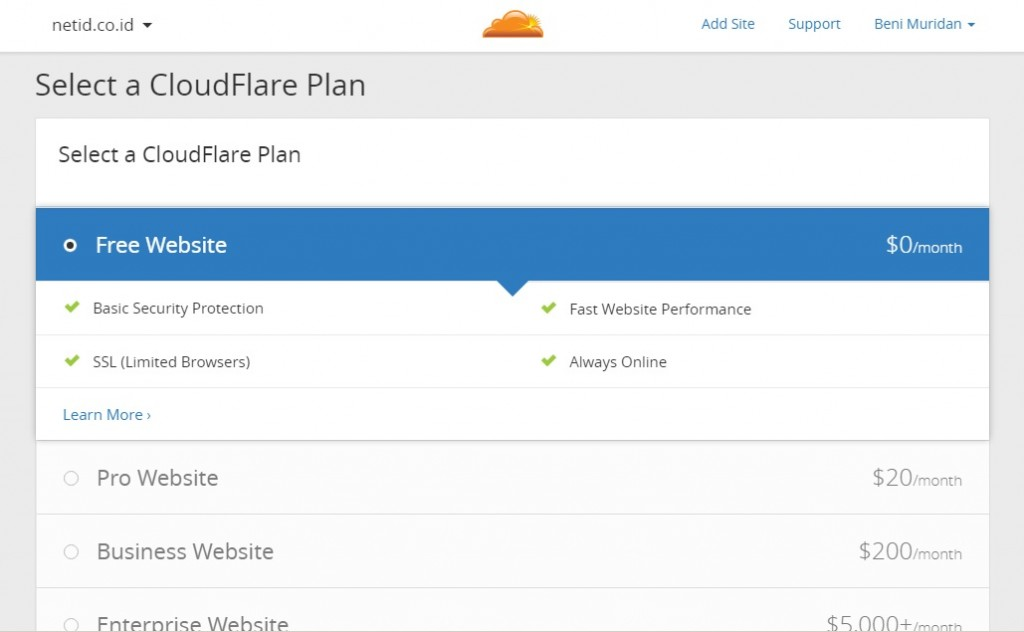 cloudflare 4